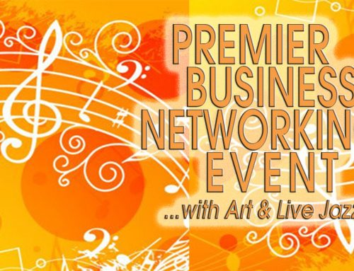 Goldkap Premier Networking Event With Art & Live Jazz