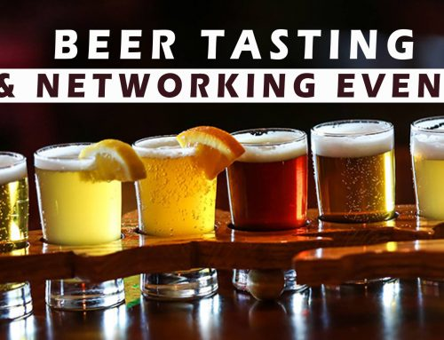 Goldkap Beer Tasting & Business Networking Event