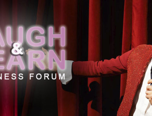 Goldkap Laugh & Learn Business Forum